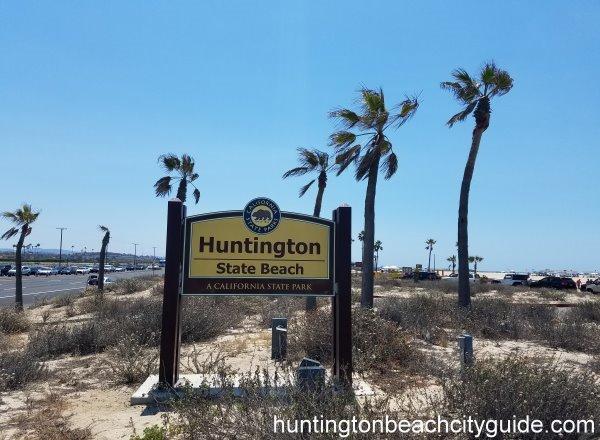 Huntington Beach State Beach Huntington Beach City Guide